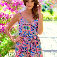 DALLAS PLAYSUIT