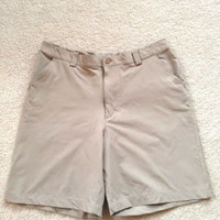 Men's Under Armour Khaki Golf Short SZ: 38R