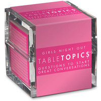 TableTopics 'Girls' Night Out' Conversation Starters | Nordstrom