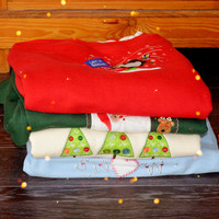 Mystery Christmas Sweatshirt Tacky Christmas Sweater Holiday Season Pullover