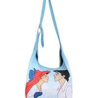 Disney The Little Mermaid Kiss Hobo Bag