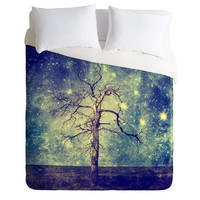 Belle13 As Old As Time Duvet Cover - Luxe Duvet Cover /
