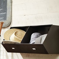 Kellan Wall-Mount Bin Shelf