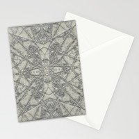 Snowflake Stationery Cards by Project M