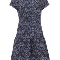 Beatrix Brocade Dress | Multi | Monsoon