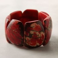 Sliced Tagua Bracelet - Anthropologie.com