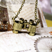 The Binocular Necklace