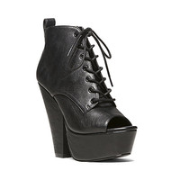 Steve Madden - ENGINEE BLACK