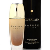 Guerlain Parure Aqua Radiant Feel-Good Foundation- Made in France - Guerlain From $12 - Modnique.com