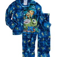 Monsters University Two-piece Pajama Set | Lord and Taylor