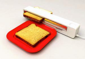 Serial Toasters and Creative Toast Printing Gadgets | Designs &amp; Ideas on Dornob