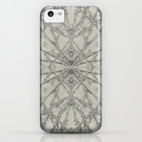 SnowFlake #2 iPhone & iPod Case by Project M