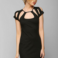 Motel Neema Cutout Bodycon Dress - Urban Outfitters