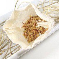 FREE SHIPPING - Cedarwood & Patchouli scented Potpourri Sachet 3x4 Muslin Bag -- Home/Car Fragrance