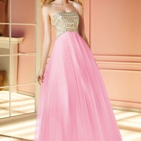 Alyce 6170 Strapless Ball Gown