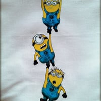 Minion Rush Tote Bag / HandPainted