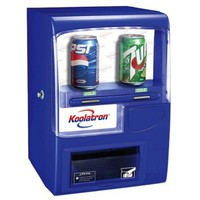 Koolatron Vending Machine - Blue