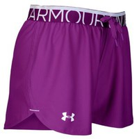 Under Armour Heatgear Play Up Short - Women's