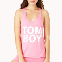 Tom Boy PJ Set