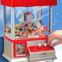 Claw Arcade Machine- Deluxe 2014 Edition only $19.95