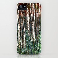 :: Wild in the Woods :: iPhone & iPod Case by GaleStorm Artworks
