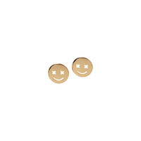 Smiley Earrings | Jewellery | Monki.com