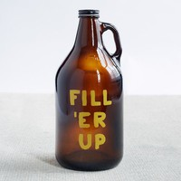 Market Printed Growlers - Fill er Up