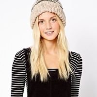 New Look Animal Bobble Beanie