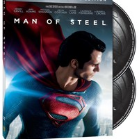 Man of Steel (Two-Disc Special Edition DVD + UltraViolet)