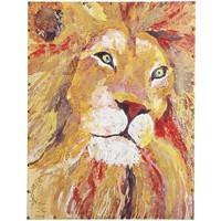 Majestic Lion Art