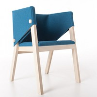 IVETTA Italian design chair| buy online on Formabilio