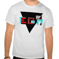 """EDM way"" unique EDM design Tees"