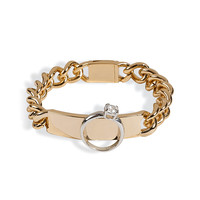 Maison Martin Margiela - ID Bracelet with Ring