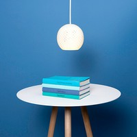 Pendant Lamp - White -10%