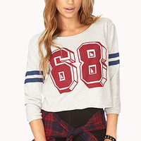 Fresh Cropped Sweatshirt