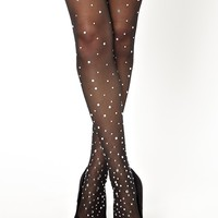 Wolford Marchesa Sparkle Tights
