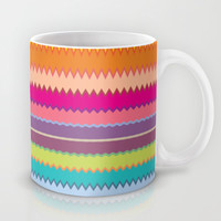 Shapes #40 Mug by Ornaart