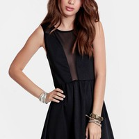 Lulu Mesh Dress By For Love & Lemons
