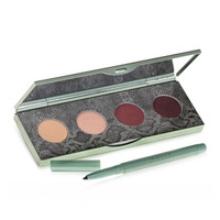 Mally City Chick Smokey Eye Kit Midtwon Merlot
