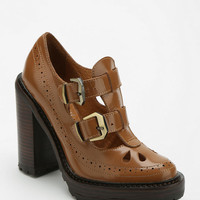 Jeffrey Campbell Twin Peaks Double-Buckle Heel - Urban Outfitters