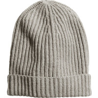 Rib-knit Hat - from H&M