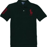 Polo Ralph Lauren Toddler Boys Big Pony Polo