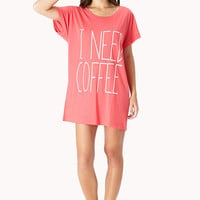 Morning Coffee Nightdress