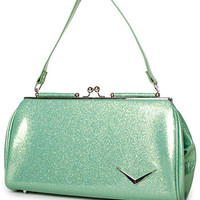 Mermaid Green Hot Rod Honey Purse