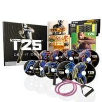 Shaun T's FOCUS T25 DVD Workout - Base Kit