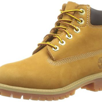 "Timberland 6"" Premium Waterproof Boot (Toddler)"