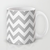 Chevron #3 Mug by Ornaart