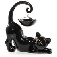 Black Cat Accessories : Wax Melts Warmer : Yankee Candle