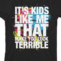 Kids Like Me T-Shirt - Des And Nate - Official Online Store on District LinesDistrict Lines