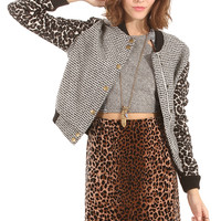Cool Cat Bomber Jacket